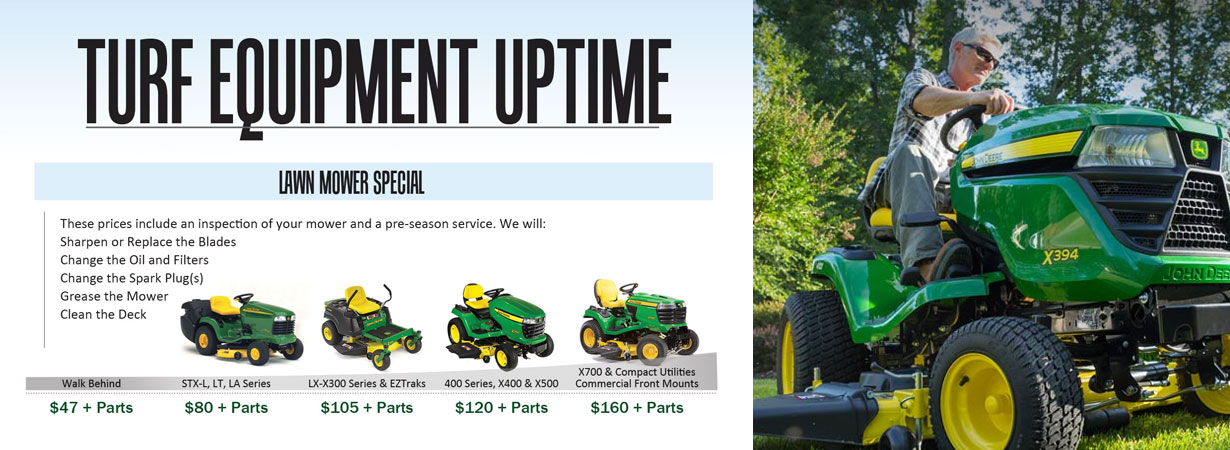 Turf Uptime Special