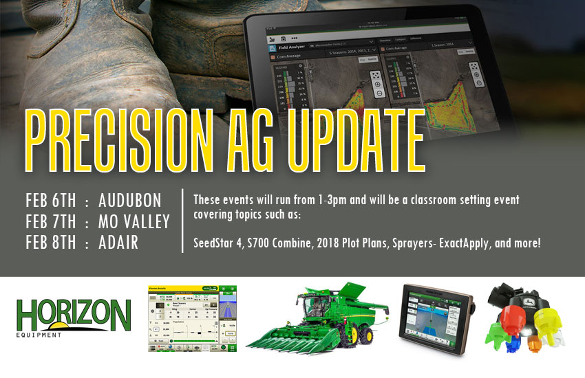 Precision Ag Update