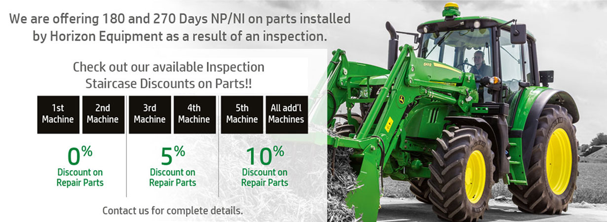 Service Inspection Offer