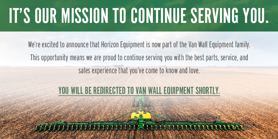 Van Wall Equipment Transition