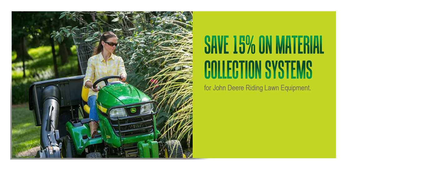Material Collection Systems Promo